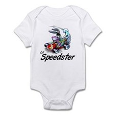 Lil Speedster Infant Bodysuit