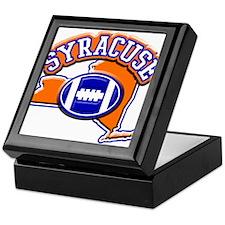Syracuse Football Keepsake Box