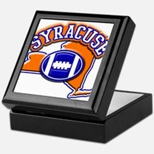 Syracuse Football Keepsake Box
