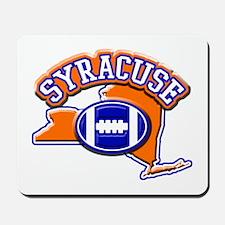 Syracuse Football Mousepad
