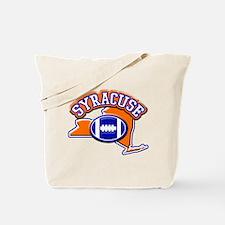 Syracuse Football Tote Bag