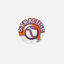 Syracuse Baseball Mini Button