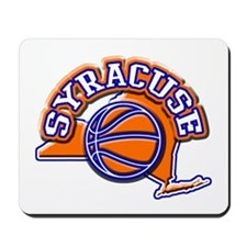 Syracuse Basketball Mousepad