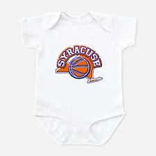 Syracuse Basketball Infant Bodysuit
