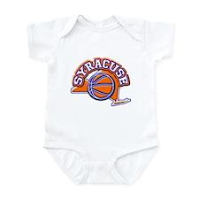 Syracuse Basketball Onesie