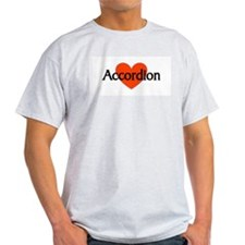 Musicolicious Accordion Gift T-Shirt