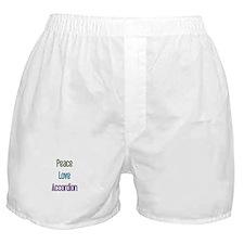 Musicolicious Accordion Gift Boxer Shorts