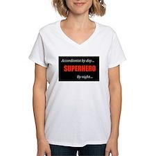 Musicolicious Accordion Gift Shirt