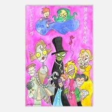 The Tales of Hoffmann Postcards (Package of 8)