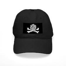 D20 and crossbones Baseball Hat