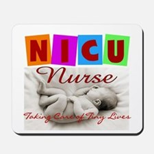 Neonatal/NICU Nurse Mousepad