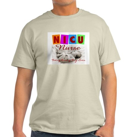 Neonatal/NICU Nurse Light T-Shirt