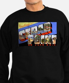 Cedar Point Ohio Greetings Sweatshirt