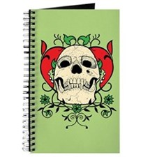 Skull and Heart Journal
