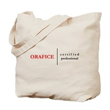 Cute Certified professional Tote Bag