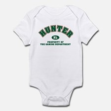 Hunter Gaming Dept Infant Bodysuit