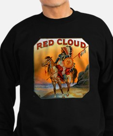 Red Cloud Indian Chief Sweatshirt