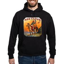 Red Cloud Indian Chief Hoodie