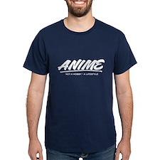 anime/ manga Dark T-Shirt