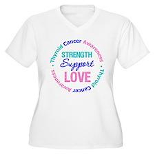 ThyroidCancerSupport T-Shirt