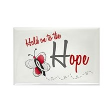 Hold On To Hope 1 Butterfly 2 PEARL/WHITE Rectangl