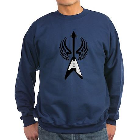 Flying V Sweatshirt (dark - version 1)