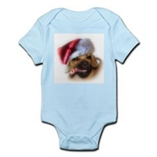 A Puggle Christmas Infant Bodysuit