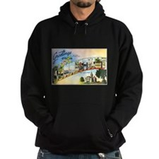Connecticut Greetings Hoodie