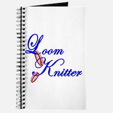 Loom Knitter Journal