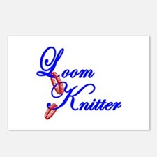 Loom Knitter Postcards (Package of 8)