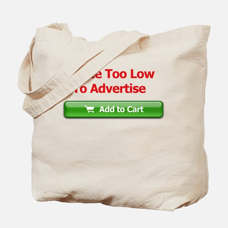 Add To Cart Tote Bag