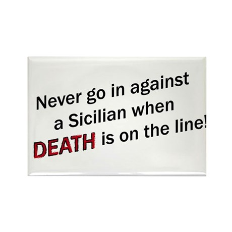 Against a Sicilian Rectangle Magnet