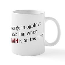 Against a Sicilian Mug