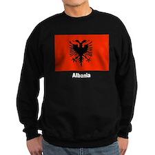 Albania Albanian Flag Sweatshirt