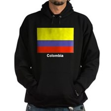 Colombia Colombian Flag Hoodie