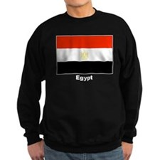 Egypt Egyptian Flag Sweatshirt