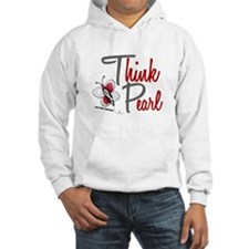 Think Pearl 1 Butterfly 2 Hoodie