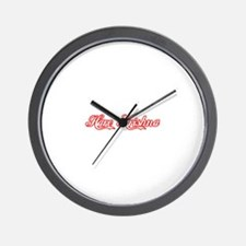 Pondershop Has Fun Wall Clocks - Hare Krishna Time