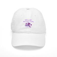 Little Spider Monkey Baseball Cap