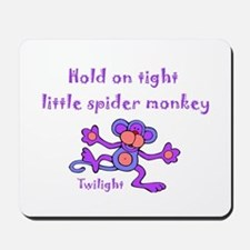 Little Spider Monkey Mousepad