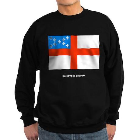 Episcopal Church Flag Sweatshirt (dark)