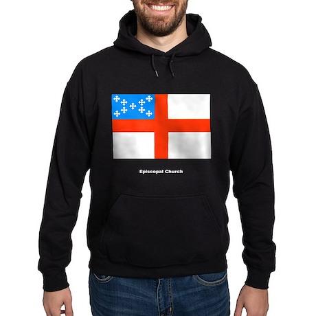 Episcopal Church Flag Hoodie (dark)