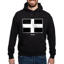 Cornish Cornwall Flag Hoodie