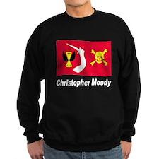 Pirate Flag - Christopher Moo Sweatshirt