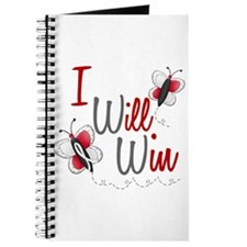 I Will Win 1 Butterfly 2 PEARL/WHITE Journal