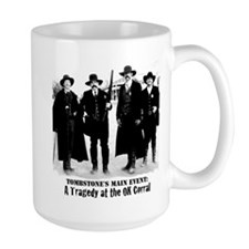 Tombstone's Main Event: OK Corral Mug