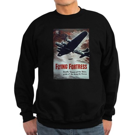 Flying Fortress Sweatshirt (dark)