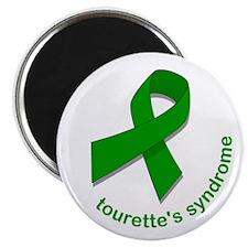 Tourette's Syndrome Magnet
