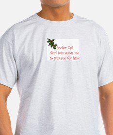 Cute Rudolph the red nose reindeer T-Shirt