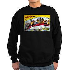Provincetown Massachusetts Gr Sweatshirt